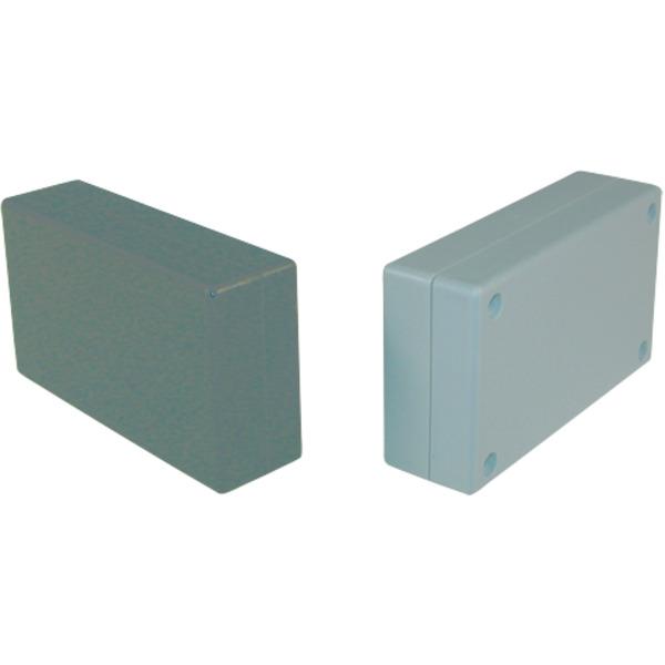 Strapubox Kunststoff-Gehäuse 2744 ABS 70 x 40 x 20 mm, schwarz