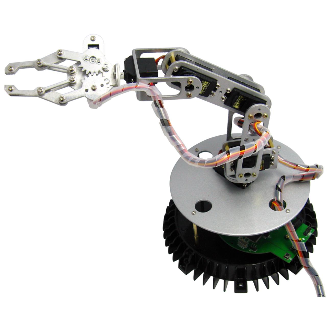 Image of AREXX Bausatz Metall-Roboterarm RA1-PRO