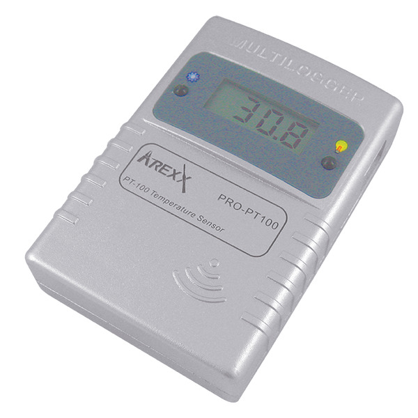 AREXX Funk-Datenlogger-System, Temperatursensor mit Display PRO-55int