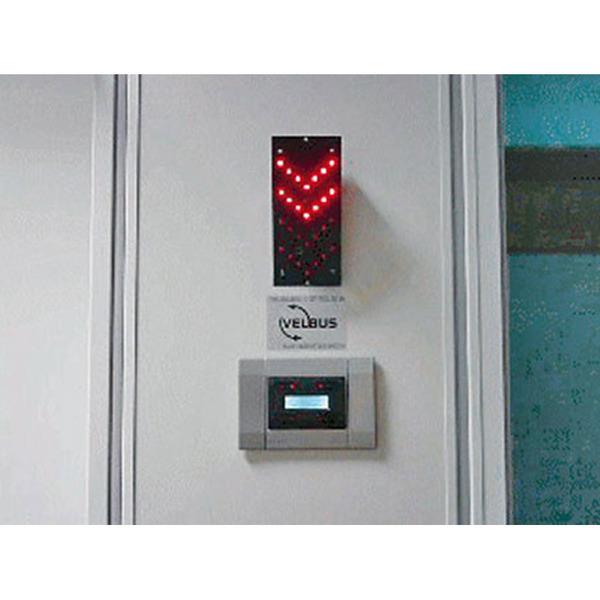 Velleman Animierter LED-Pfeil MK176