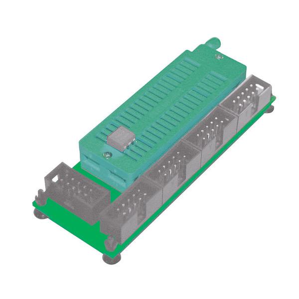 Diamex Schwenkhebler für DIL AVR Controller und 10pol ISP Anschluss