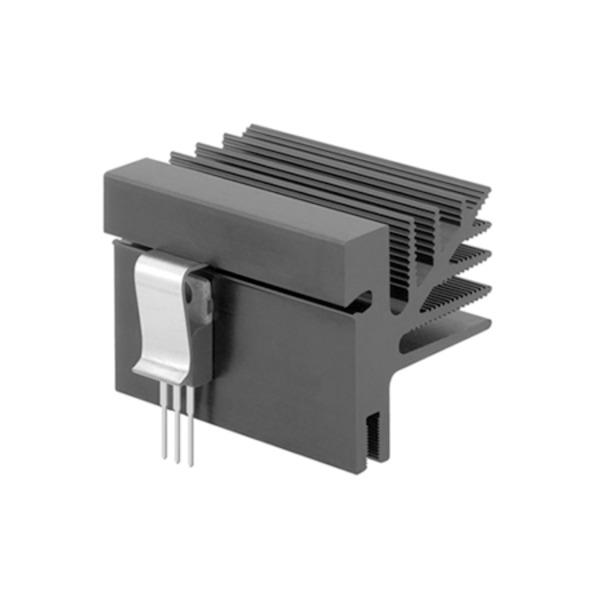 Fischer Elektronik Strangkühlkörper SK 482/37,5 SA für Klammerbefestigung