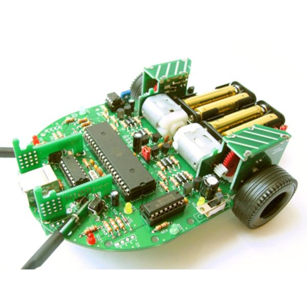 nicai systems Roboterbausatz NIBObee
