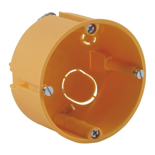 68-mm-Hohlwand-Schalterdose, 47 mm tief