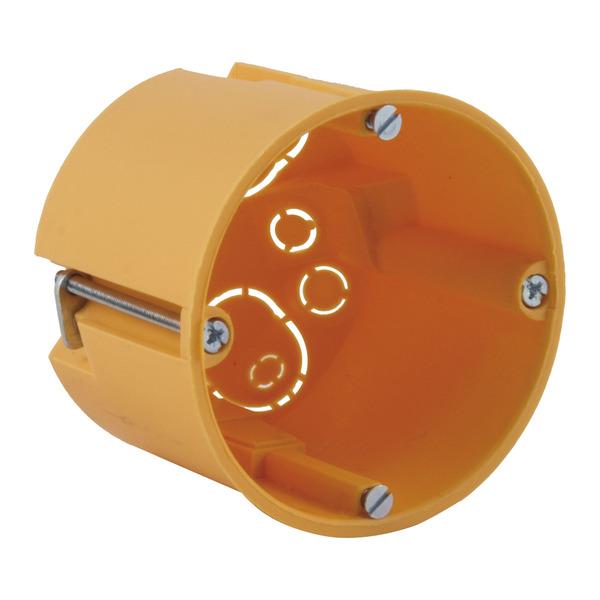 68-mm-Hohlwand-Schalterdose, 61 mm tief