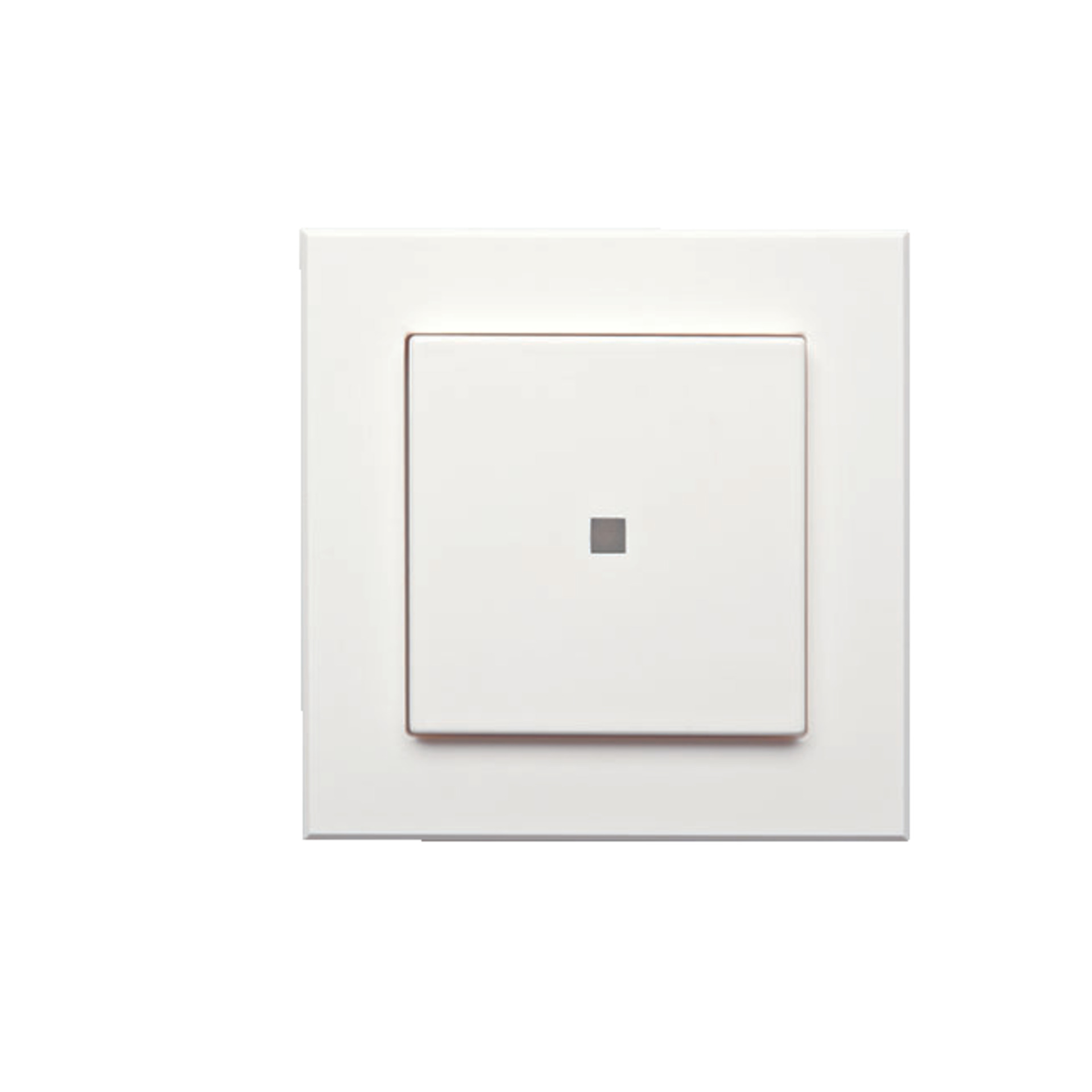 Homematic Funk-Wandtaster 2fach HM-PB-2-WM55-2 für Smart Home - Hausautomation
