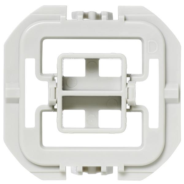Installationsadapter für Düwi/Popp-Schalter, 3er-Set für Smart Home / Hausautomation