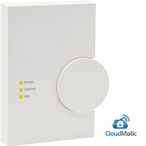 Homematic Zentrale CCU2 für Smart Home / Hausautomation inkl. 12 Monate CloudMatic connect