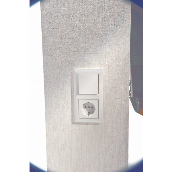 ELV Homematic Bausatz Funk-Dimmaktor 1fach für Markenschalter HM-LC-Dim1TPBU-FM