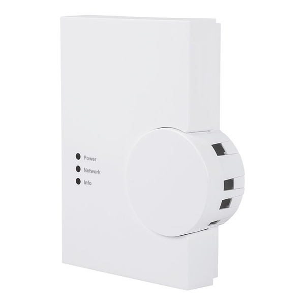 Homematic Funk-LAN Gateway HM-LGW-O-TW-W-EU für Smart Home / Hausautomation