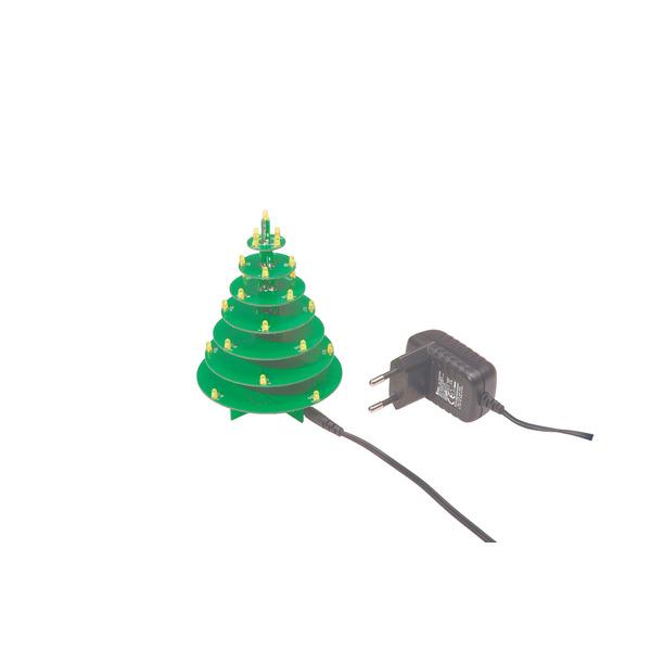 ELV Komplettbausatz LED-Weihnachtsbaum LED-WB1, ohne LEDs