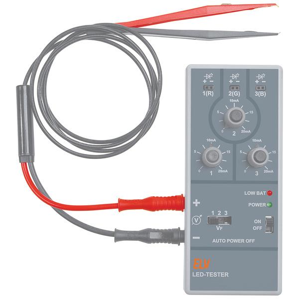 ELV Bausatz LED-Tester LED-T1
