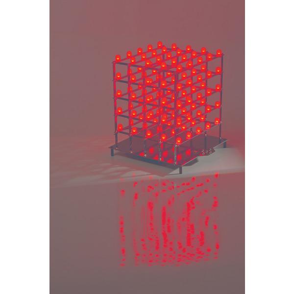 ELV Bausatz 5x5x5-RGB-Cube RGBC555, ohne LEDs und ohne Netzteil