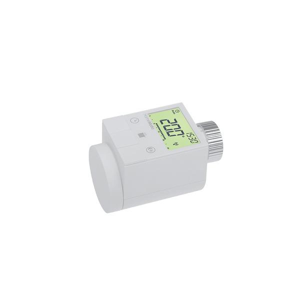 Homematic 2er Set Funk-Heizkörperthermostat HM-CC-RT-DN für Smart Home / Hausautomation