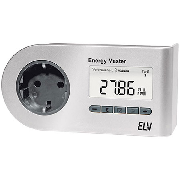 ELV ARR-Bausatz Energy Master Profi-2 Energiekostenmessgerät