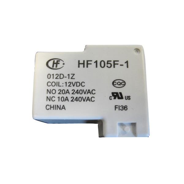 HONGFA Relais, 12 V, 1 Öffner-Schließer, HF-105F-1-012-D-T-1Z-S-T