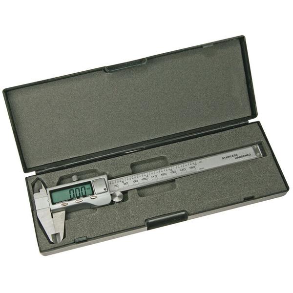 Velleman Digitale Schieblehre 150 mm mit großem Display