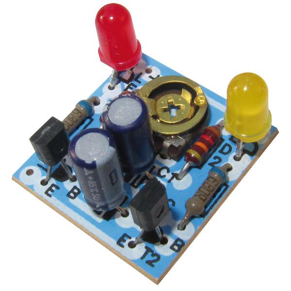 Kemo Bausatz B092 LED-Wechselblinker