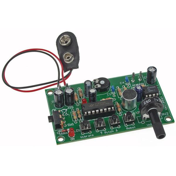 Velleman Bausatz MK171 Stimmverzerrer