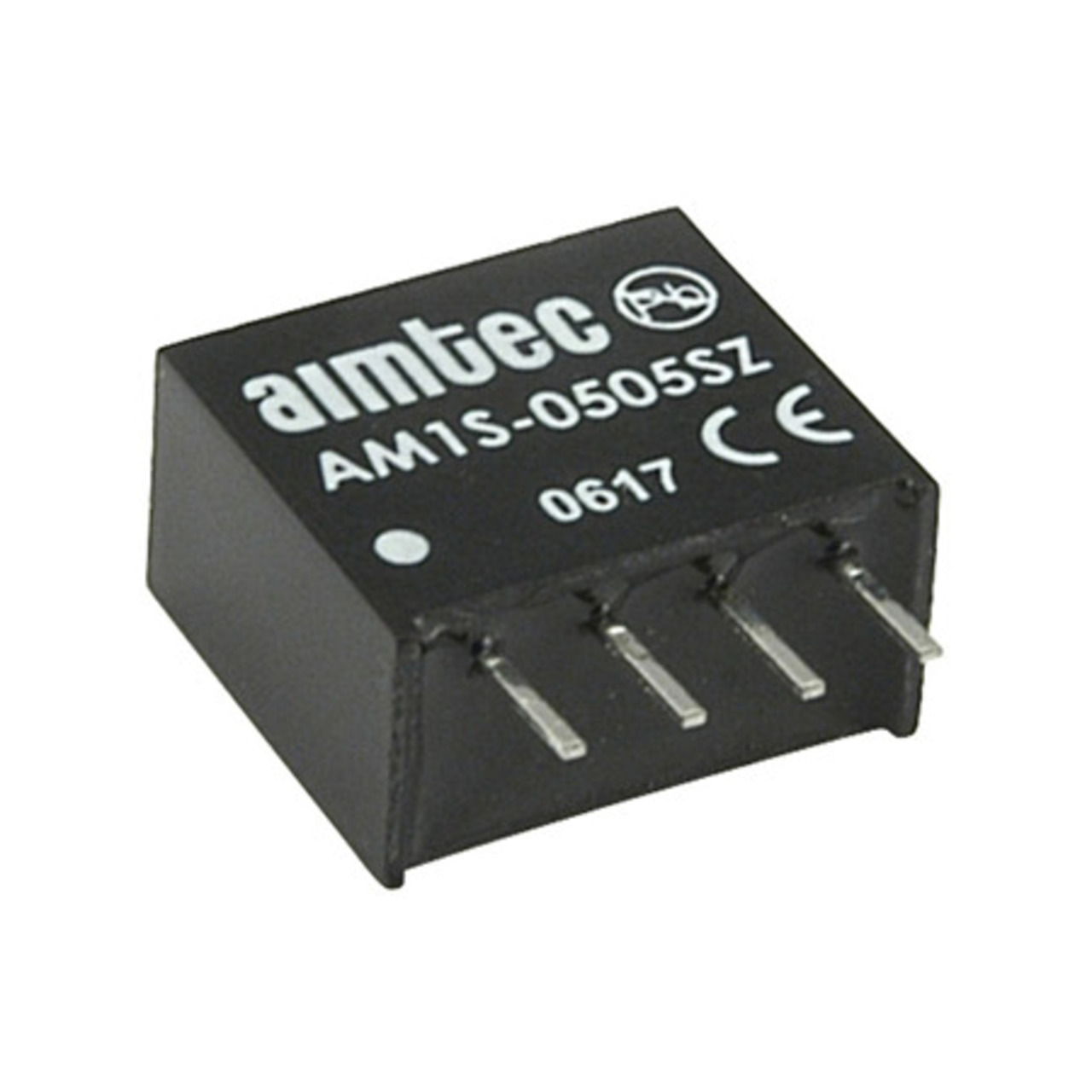 Image of Aimtec DC-DC Wandler 12 V/ 83 mA - Serie AM1S-Z