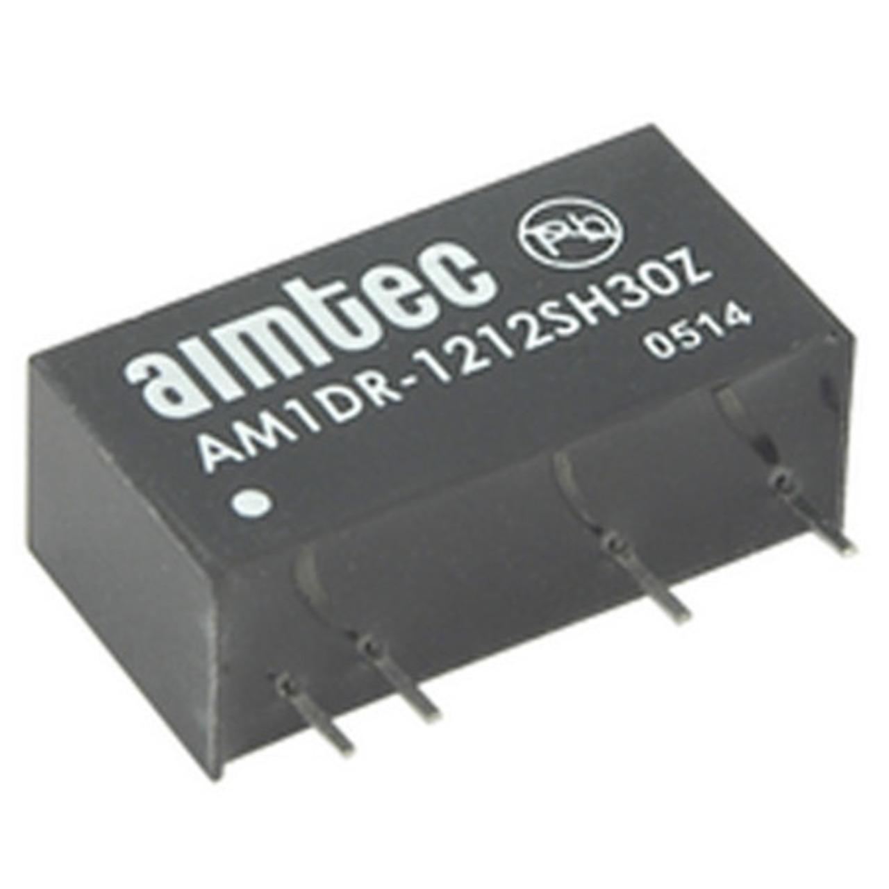 Image of Aimtec DC-DC Wandler 5 V/ 200 mA - Serie AM1D-Z