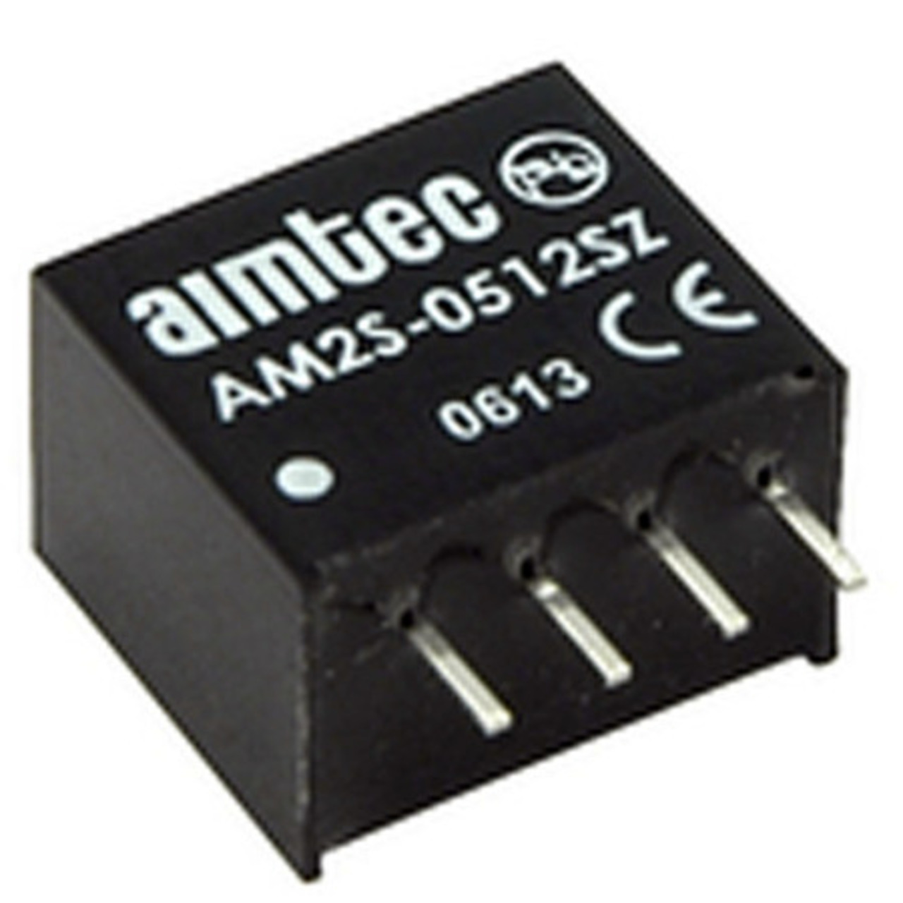 Image of Aimtec DC-DC Wandler 12 V/ 160 mA - Serie AM2S-Z