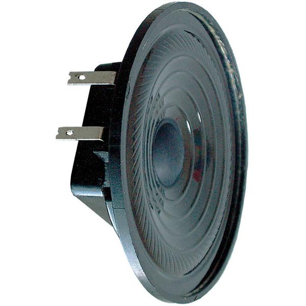 VISATON Breitbandlautsprecher mit Kunststoffkorb und Kunststoffmembran 6,4 cm, K 64 WP / 8 Ohm