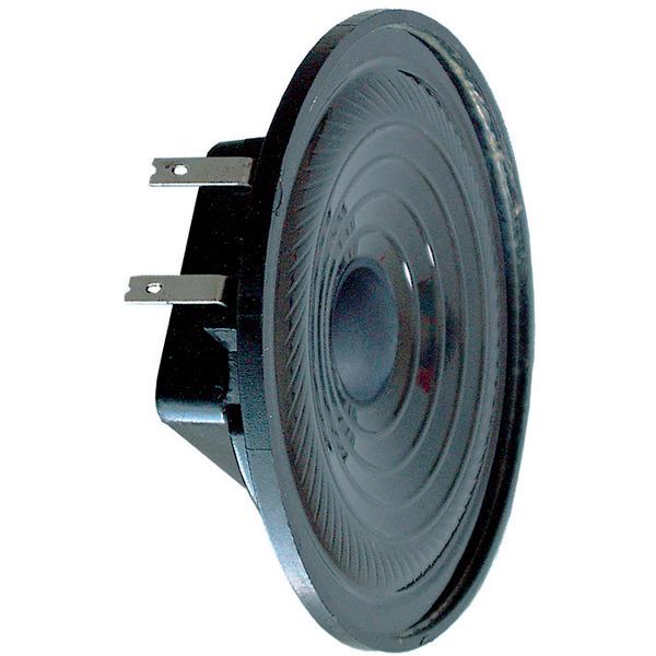 VISATON Breitbandlautsprecher mit Kunststoffkorb und Kunststoffmembran 6,4 cm, K 64 WP / 50 Ohm