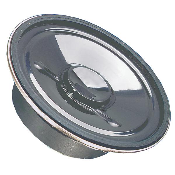 VISATON Kleinlautsprecher mit Kunststoffmembran und Metallkorb 5 cm, K 50 / 8 Ohm