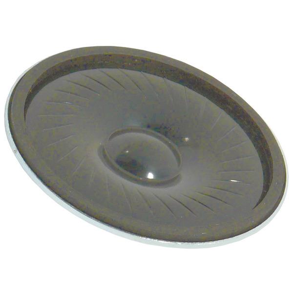 VISATON Kleinlautsprecher mit Kunststoffmembran, sehr flache Bauweise 5 cm, K 50 FL / 8 Ω