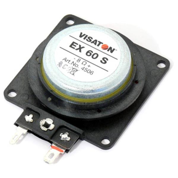 VISATON Elektrodynamischer Exciter EX 60 S / 8 Ohm