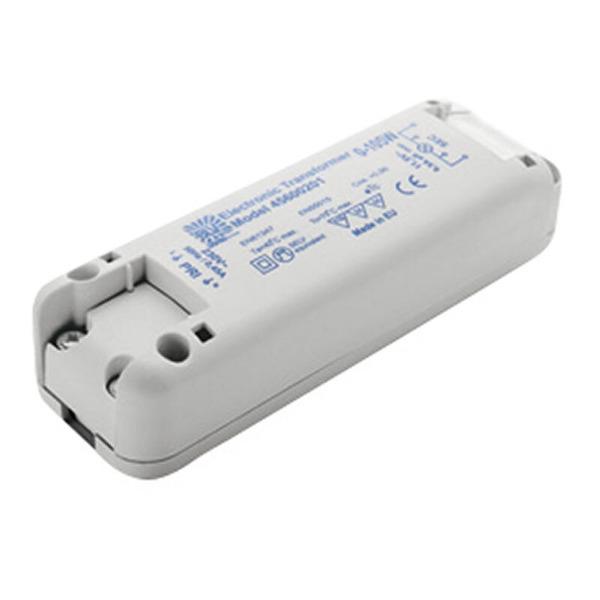 BLV LUXIA Elektronischer 12-V-Transformator für LED- und Halogenlampenbetrieb, 0 bis 105 W