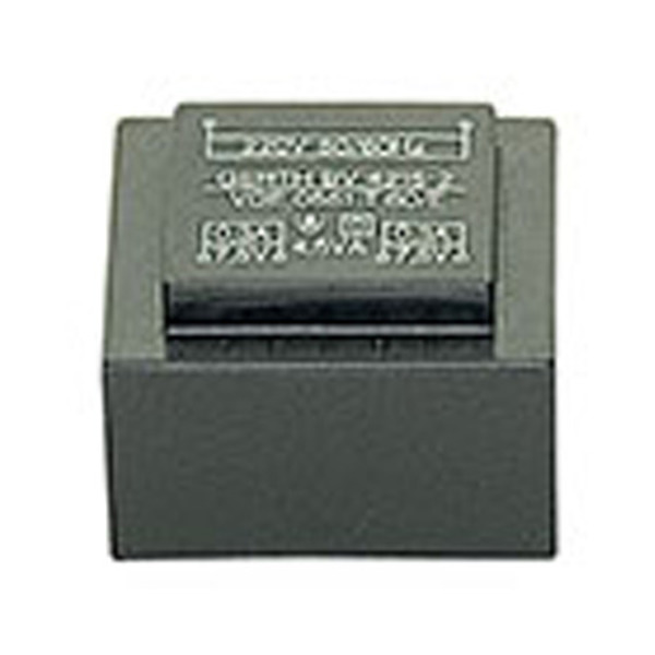 GERTH Elektronik-Netztransformator 152.24.2 (2 x 20,8 mA)