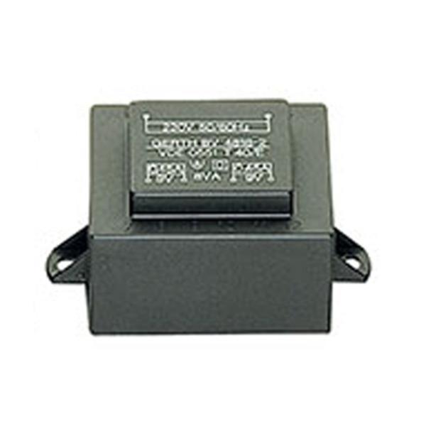 GERTH Elektronik-Netztransformator 153.18.2 (2 x 19,5 mA)