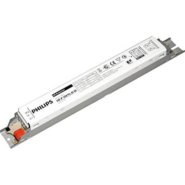 Philips Elektronisches Vorschaltgerät HF-P 258 TL-D, nicht dimmbar, 2x 58 W