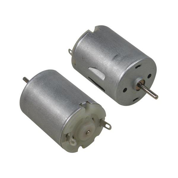 Velleman DC-Motor, 6 V DC, 250 mA 14500 RPM (2,5–6V DC)