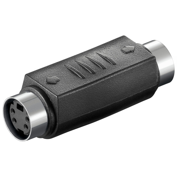 Audio-Adapter 4-pol Mini DIN-Kupplung