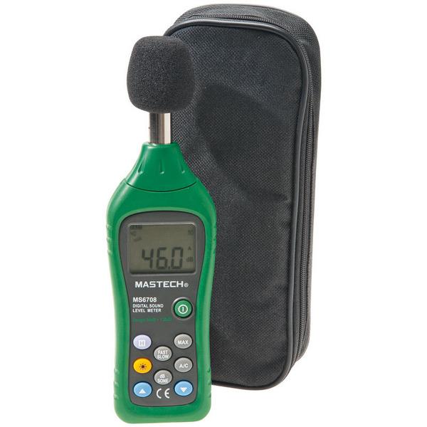 ELV Schallpegel-Messgerät MS6708