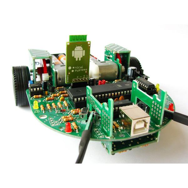 nicai systems Bausatz Bluetooth Modul NIBObee Blue