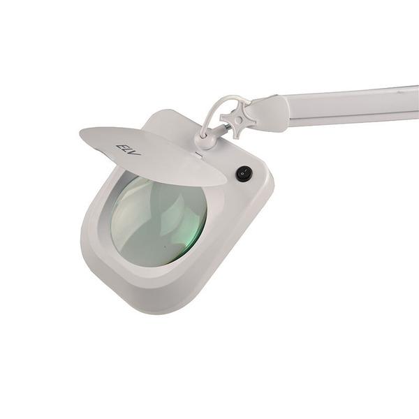 ELV LED-Lupenleuchte, 2,25-fache Vergrößerung, 900 Lumen