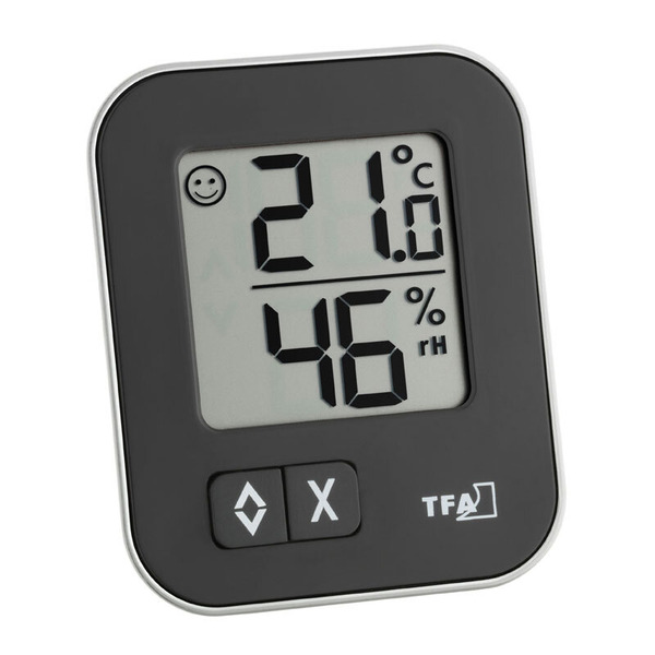 TFA digitales Thermo-/Hygrometer MOXX