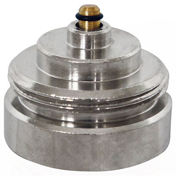 Heizungsventiladapter für TA M28 x 1,5 (Messing)