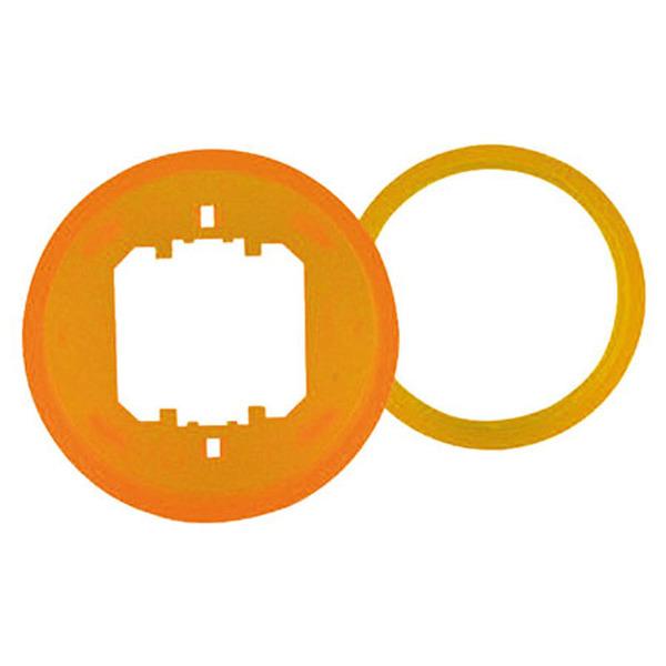 REV Ascoli Farbringe (2 Stück) orange