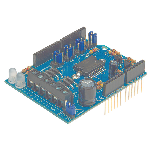 Velleman Bausatz Motor & Power Shield für Arduino, KA03