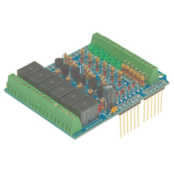 Velleman Bausatz I/O Shield für Arduino, KA05