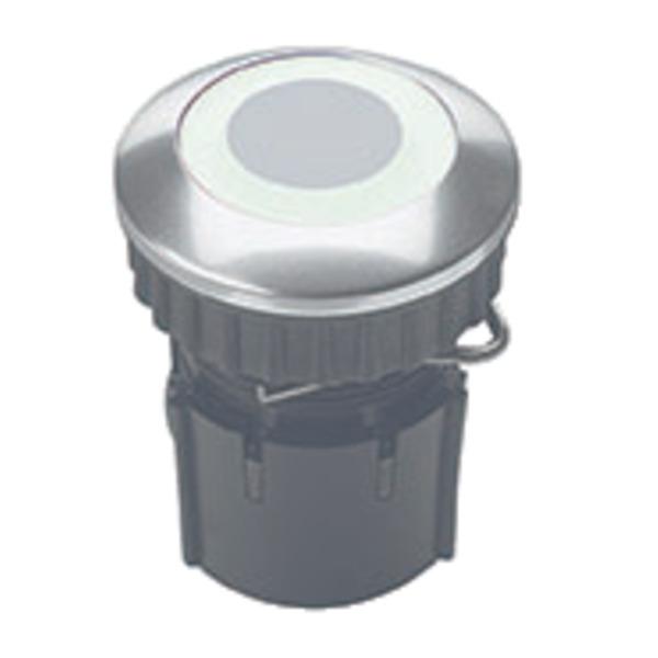 Grothe Taster Protact 210 LED, Edelstahl