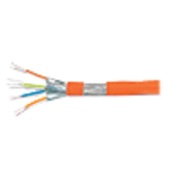 EFB-Elektronik Verlegekabel Cat. 7 Rohkabel, 1000, AWG23, S/FTP, 4P, CPR, 25 m
