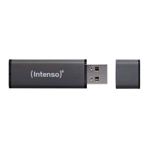 Intenso USB-Stick 4 GB Alu Line, USB 2.0