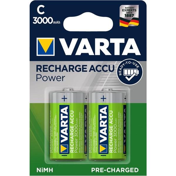 VARTA RECH.ACCU Power C 3000mAh Blister 2