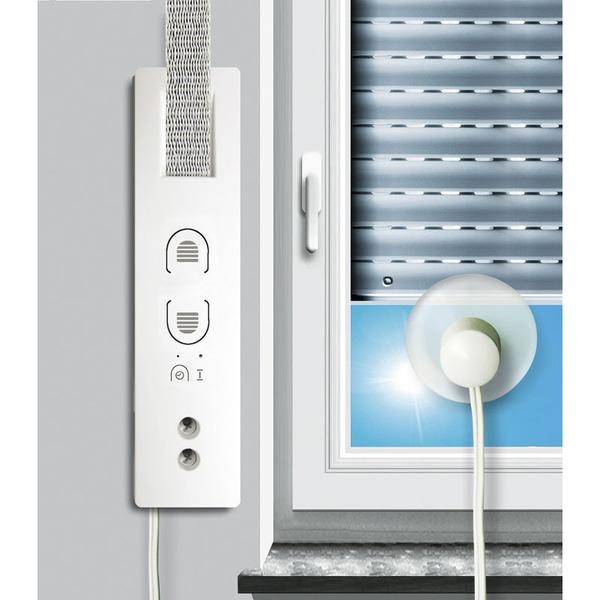 Schellenberg Sonnen-Dämmerungssensor für RolloDrive 35/45